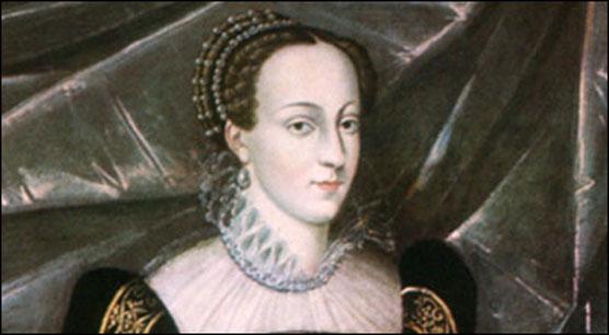 Королева Мария I Стюарт