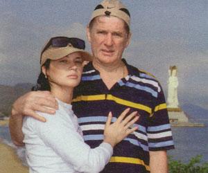 Абдулов Александр Гаврилович и дочь Юлия