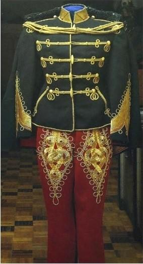Мундир генерала Брусилова