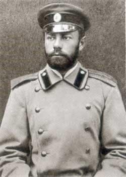 Поручик Деникин Антон Иванович, 1895 г.