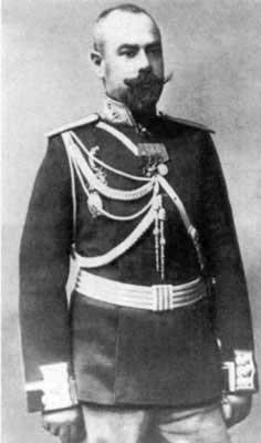 Полковник Деникин Антон Иванович,