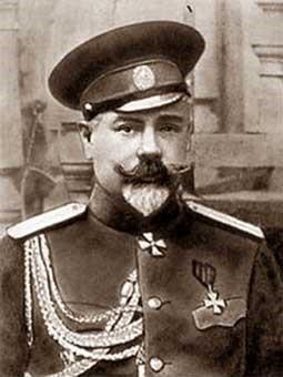Генерал Деникин 1917 год.