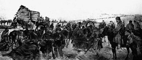 Великий Сибирский поход