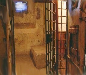 Камера №5 в Иркутской тюрьме