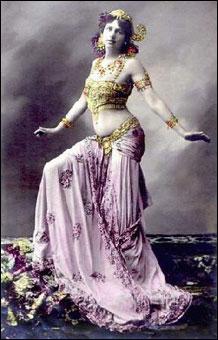 Мата Хари - (Mata Hari, настоящее имя — Маргарета Гертруда Зелле)