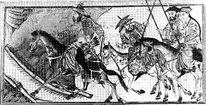 воин чингисхан