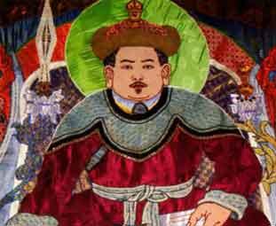 Чингисхан правление