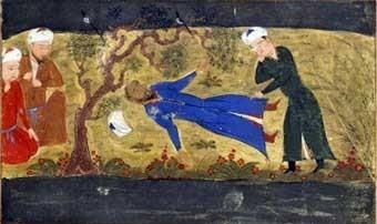 Смерть хорезмшаха Мухаммеда