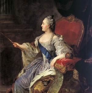 Императрица Екатерина вторая