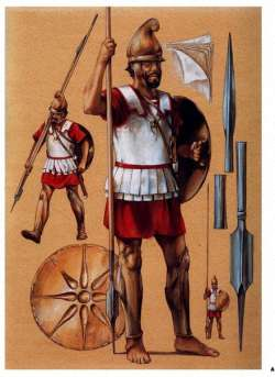 Педзетер македонской фаланги