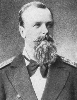 Контр-адмирал Макаров Степан Осипович