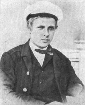 С. Макаров. 3 ноября 1866 года корвет «Аскольд»