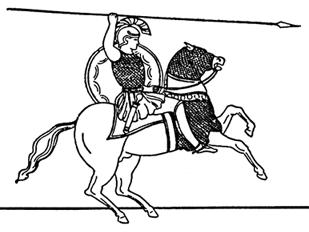 Македонский всадник