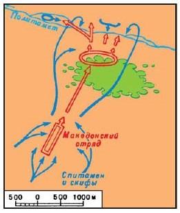 Битва при реке Политамет:Александр Македонский