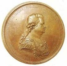 Памятная медаль в честь присоеденения Крыма к России