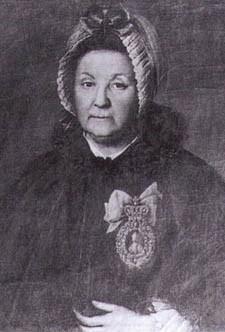 Дарья Васильевна Потёмкина.
