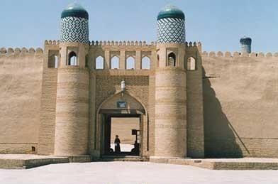 Ворота Хивы