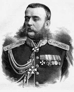 Скобелев Михаил Дмитриевич белый генерал