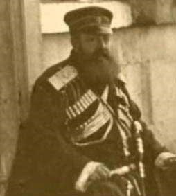 Отец М.Д. Скобелева