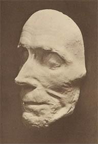 Посмертная маска А.В. Суворова
