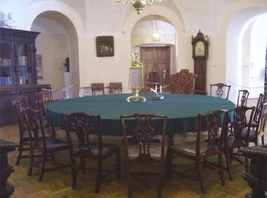 Конференц-зал Российской Академии наук в XVIII века