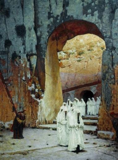 Василий Васильевич Верещагин. Царская гробница в Иерусалиме